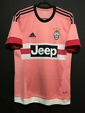 2015-16-Juventus Adidas Away Pink Shirt #8 Marchisio In All Sizes