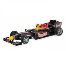 MINICHAMPS 410100105 Red Bull Rb6 Abu Dhabi GP 2010 Vettel World Champion