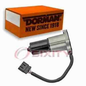 Dorman 600-904 Transfer Case Motor for 48-102 88996638 89059278 A411420A iy