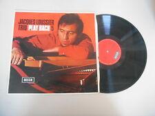 LP Jazz Jacques Loussier - Play Bach Vol.5 (5 Song) DECCA