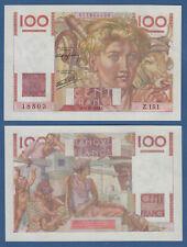 FRANKREICH / FRANCE 100 Francs 1946  AU-UNC  P.128 a