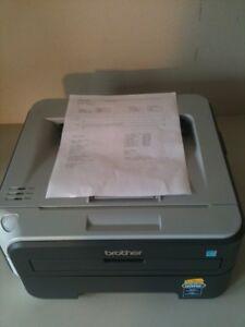 Brother HL-2140 Laser Printer 6882 pages - complete!