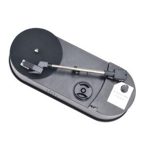 ezcap610P Mini USB LP Vinyl Record Player Turntable to MP3 Converter with CD