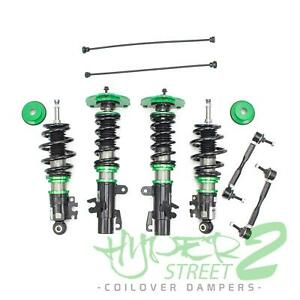 for Mini Cooper S (R53) Hatchback 2002-06 Coilovers Hyper-Street II by Rev9