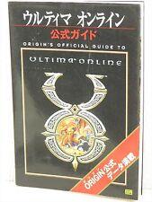 Ultima Online Origin Official Guide Book Sb8x*