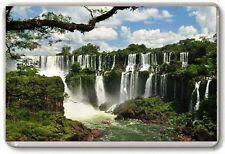 Iguazu Chutes Aimant de réfrigérateur 01