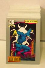 1991 DC Cosmic Cards Complete (180) Card Base Set FREE SHIPPING