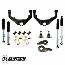 Chevy DURAMAX 2500 KRYPTONITE STAGE 3 LEVELING KIT WITH BILSTEIN SHOCKS 01-2010