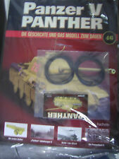 Panzer V Panther 1 : 16* Bauteil Nr. 46 + Heft*