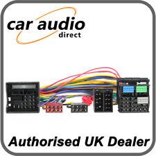 Seat Ibiza 1999-2004 Car Radio Stereo ISO Wiring Harness Amplified Aerial /& Keys