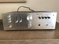 Ampli Scott A 406 Vintage