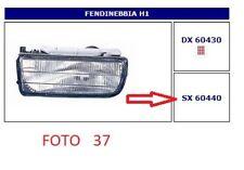 60440 FARO FENDINEBBIA (FOG LAMPS) SX BMW S.3 E36 BERLINA-TOURING 09/90->10/99