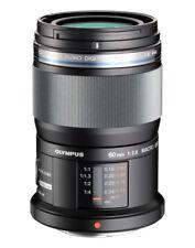 OLYMPUS M.Zuiko Digital 60mm 2.8 Makro schwarz