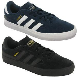 Adidas Mens Busenitz Vulcan ll Trainers Skateboard Casual 3 Stripe Shoes UK3-12