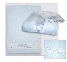 Dyckhoff Baby Kinder Badetuch Duschtuch Handtuch blau Stern Serie LITTLE PRINCE