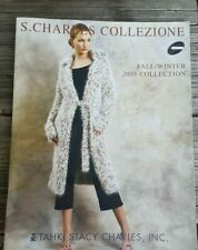 Bonanza Sale! Rare Knitting Pattern Book: Fall/Winter By Tahki