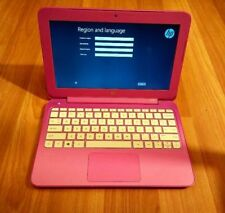 HP Stream 11 Pink 11.6 Inch 2GB Memory 32GB Hard Drive Windows