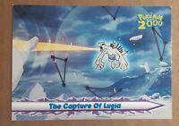 Pokemon Card The Beast Of The Sea Lugia #66 Pokemon The Movie 2000 Topps NM