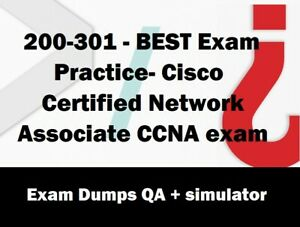 CCNA 200-301 -LATEST practice questions answers