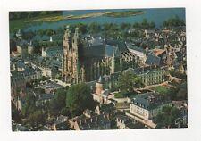 Tours Cathedrale Saint Gatien Postcard France 537a