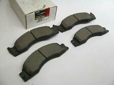 Morse MKD411 Front Disc Brake Pads - Semi-Metallic