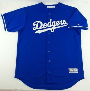 Majestic Cool Base Los Angeles Dodgers Baseball Jersey Size Men's 2XT