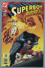 Superboy #80 2000 Jay Faerber Ben Herrera DC
