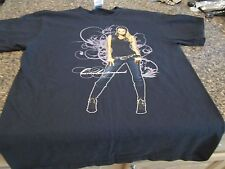 Carrie Underwood Concert T-Shirt - Black - Medium - Carnival Ride 2008