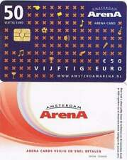 Arenakaart A128-03 50 euro: Zomer 2012