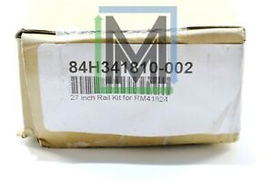 84H341810-002 Chenbro Rack Mounting Rail for RM41824 RM418 Server Chassis - NEW
