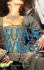 At the King's Command (The Tudor Rose Trilogy)-ExLibrary