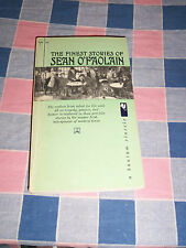 Book The Finest Stories of Sean O'Faolain  336 pages.