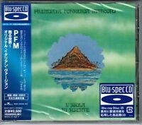 Sealed! PFM L'isola Di Niente-Italian Version JAPAN Blu-spec CD BVCP-20013 w/OBI