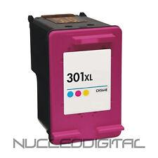 HP301 XL COLOR COMPATIBLE PARA IMPRESORA HP DESKJET 1000 1050 1055  CH564EE