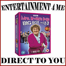 MRS BROWNS BOYS - COMPLETE SERIES 1 2 & 3 PLUS XMAS SPECIALS*BRAND NEW  BOXSET**