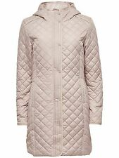 *790 NEU ONLY Damen Übergangs-Jacke Mantel onlRUSH HOODED QUILTED COAT OTW Gr. M