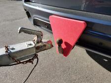 Anhänger Stopp - für leichte und schwere Anhänger - Prallschutz