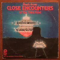 Music From Close Encounters Of The Third Kind Vinyl LP