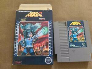 NES  Nintendo Mega Man 9 Custom Printed Box NO GAME NOT AUTHENTIC!