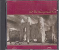 U2 : Unforgettable Fire CD FASTPOST