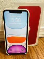 Iphone 11 Product Red Tmobile 64gb Can Unlock Read Description. Great Condition!