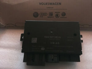 Control unit trailer detection Audi VW Golf Passat Skoda Seat NEW Original OEM