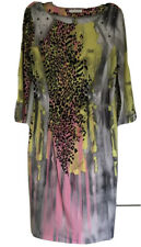 Airfield Multicoloured Dress Size 12