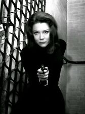 "DIANA RIGG 8"" X 10"" glossy photo reprint"