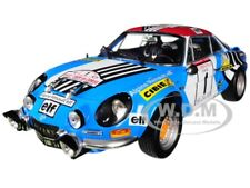 RENAULT ALPINE A110 #1 WINNERS 1973 TOUR DE CORS RALLY 1/18 BY KYOSHO 08485 A