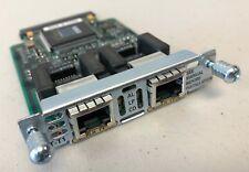 CISCO VWIC2MFT-T1 NETWORK INTERFACE MODULE 800-04477-03, F0 73-3663-03 D0 As Is
