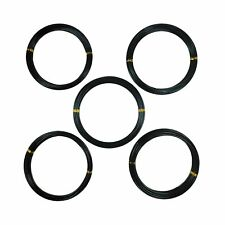 ,Total 147 Feet Black ADDFOO 9 Rolls Bonsai Wires Anodized Aluminum Bonsai Training Wire with 3 Sizes 1.0 Mm,1.5 Mm,2.0 Mm