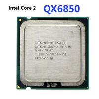 Intel Core 2 Extreme QX6850 3 GHz Quad-Core CPU Processor SLAFN LGA 775 ARMG