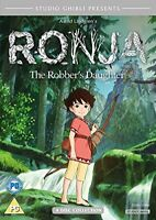 Ronja The Robber's Daughter [DVD]