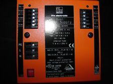 IFM Dual Power Supply AC1212 AC 1212 Stromversorgung